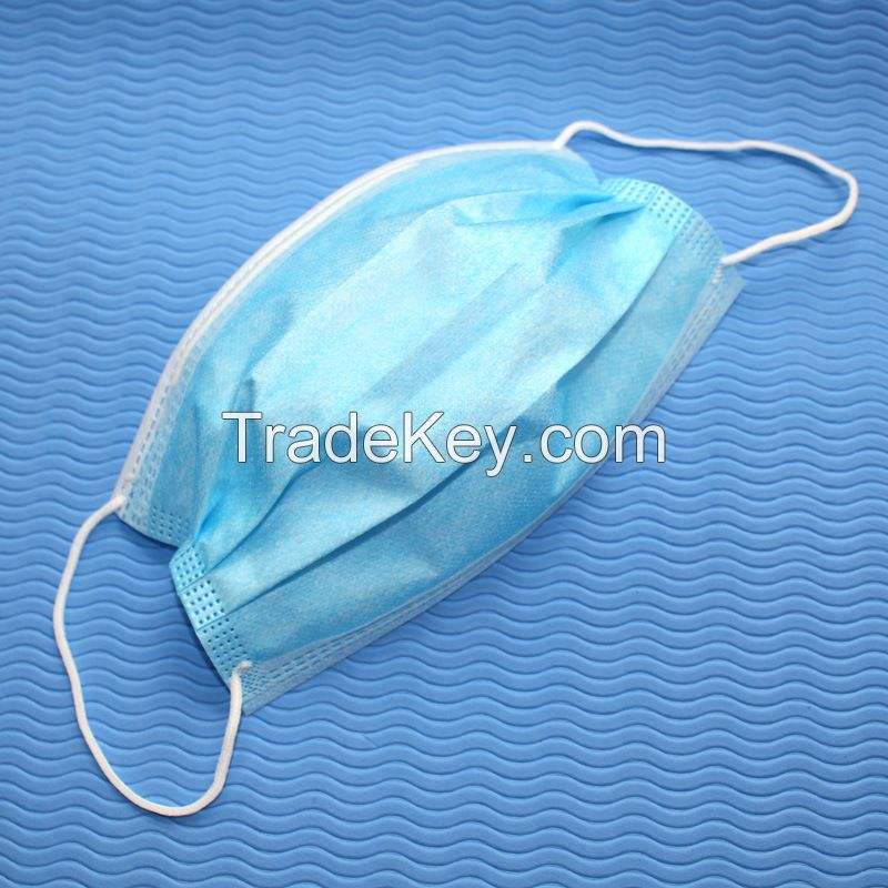 Disposable Medical face mask, surgical face mask for hospital