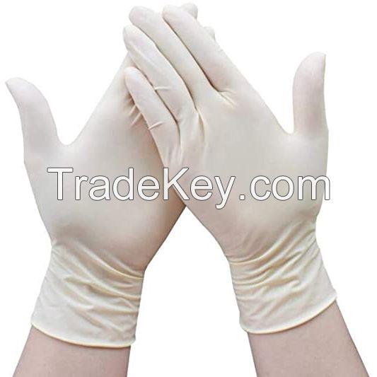 Powder and Powder Free Latex Medical Gloves, Vinyl Medical Gloves, Nitrile Latex Medical Gloves, Latex Medical Surgical Gloves