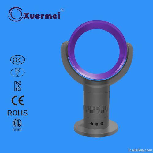 Bladeless fan 10 inch round type