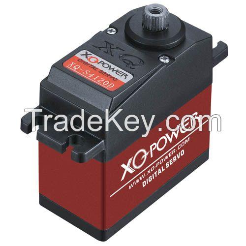 XQ-power high voltage 20kg digital servo motor XQ-S4120D