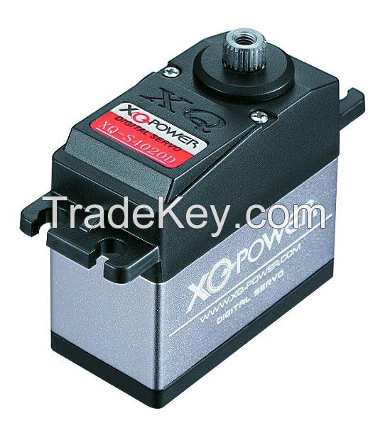 Hot sale digital servo motor XQ-S4020D for throttle