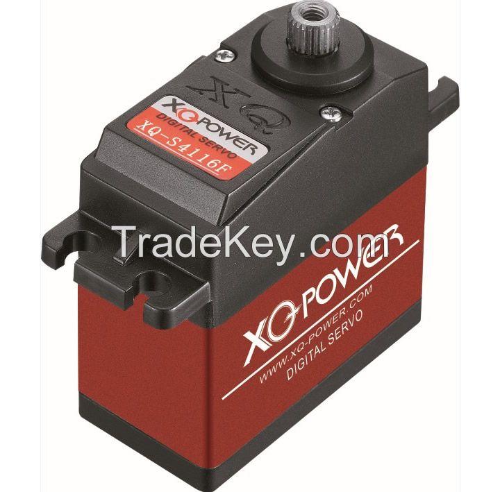 15kg high speed high voltage digital servo XQ-S4116F
