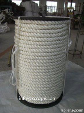 Nylon Braided Mooring Ropes