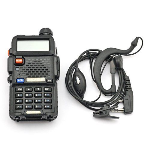 Baofeng VHF/UHF Ham Radio UV-5R ,Dual Band 5W 128CH walkie talkie interphone