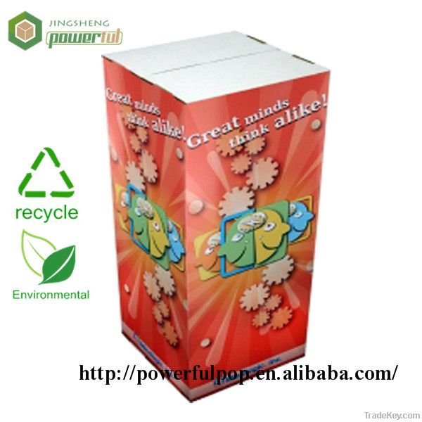 ecofriendly paper display stand