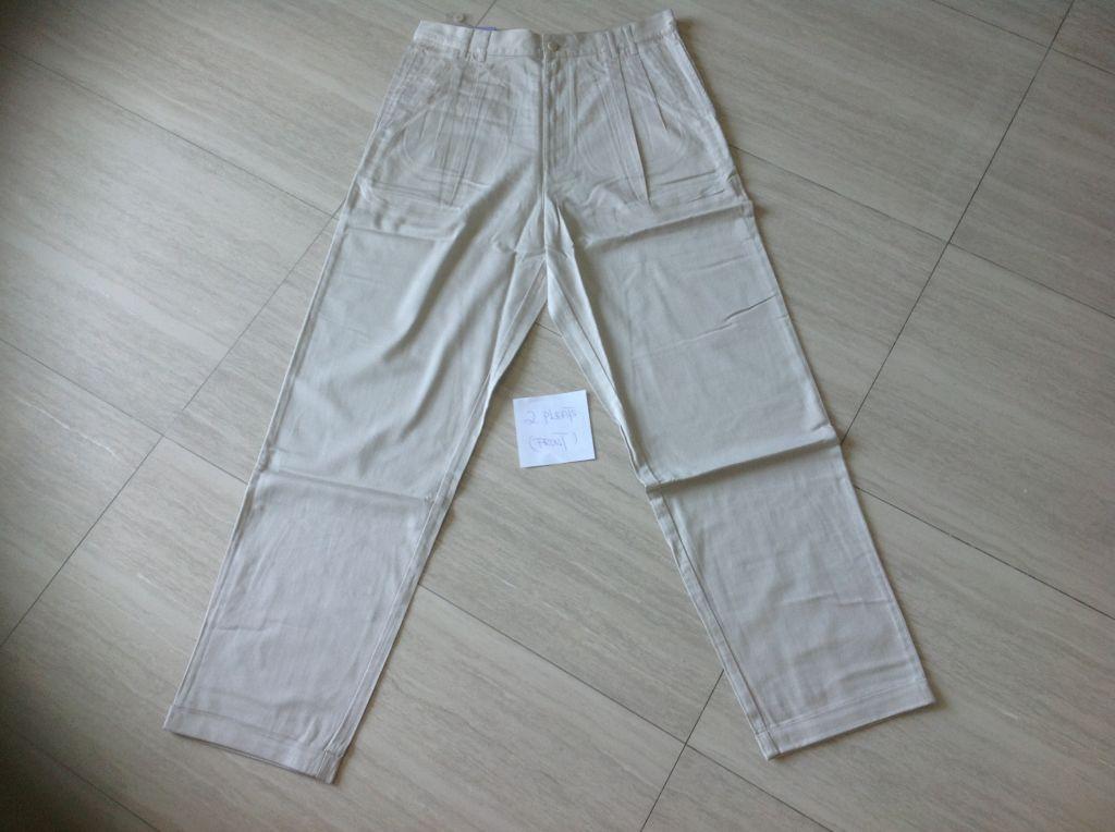 Men pants stock lot