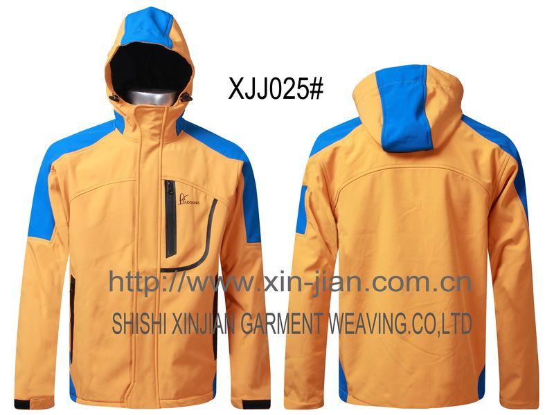 2013 winter wear mens colorful ski jacket