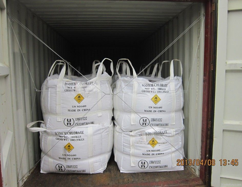 Sodium Chlorate 99.5% , NaClO3, 7775-09-9