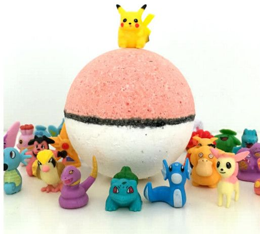 High Quality Private Label For Kids Bath Bombs For Kids  surprise toy bath bomb with surprise