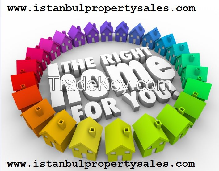 Residential property in Istanbul-Turkey