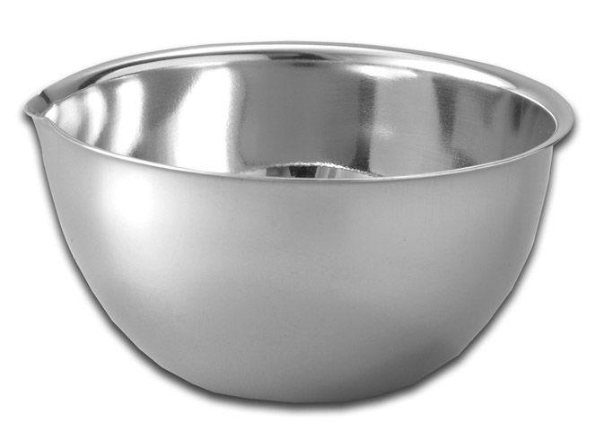 Stainless steel holloware/medical utensils