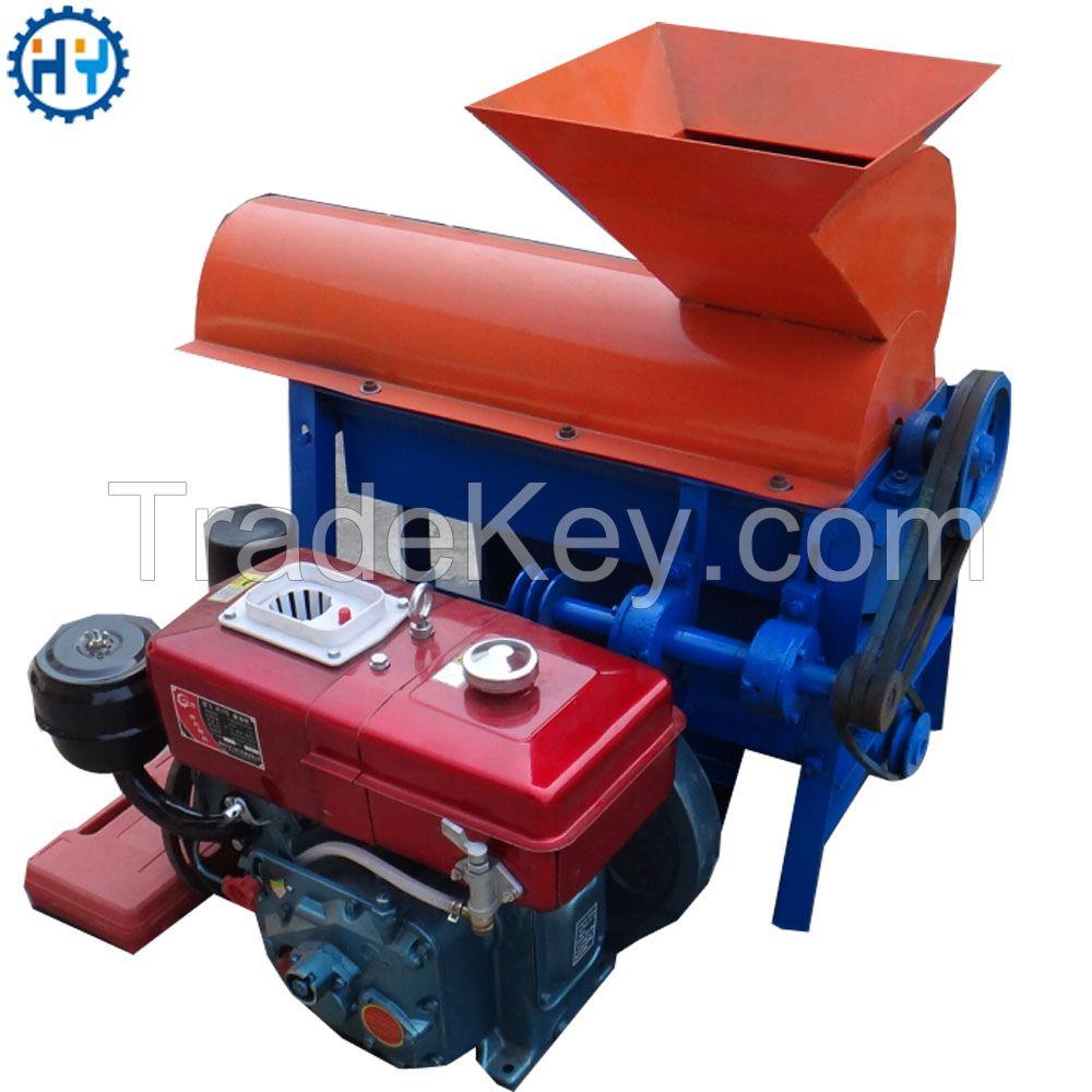 Wholesale diesel engine corn sheller husker