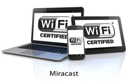 Miracast Dongle- Wireless MHL