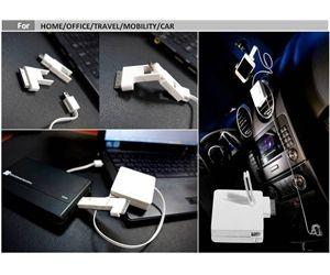 Universal 3+1 cables or connectors-Magic Box