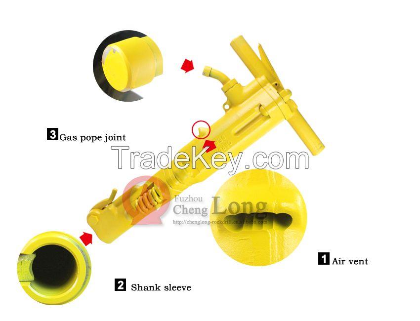 B87C jack hammer