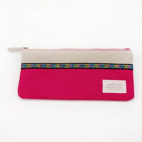 Pencil Bag--Ethnic style