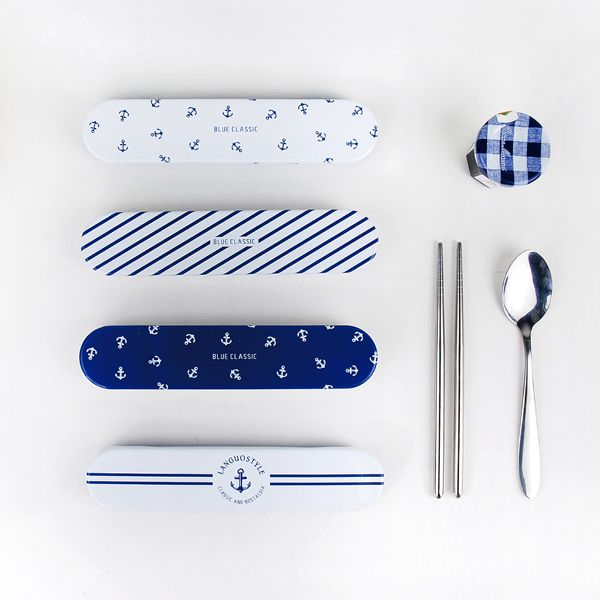 Stainless tableware--Classic navy style series
