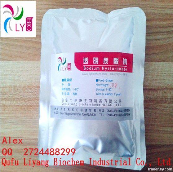 Hyaluronic acid, hyaluronan, sodium hyaluronate