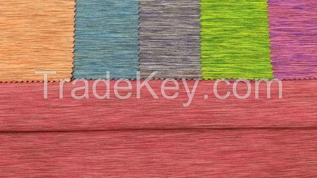 4 way Spandex Knitting Fabrics for Sportswear