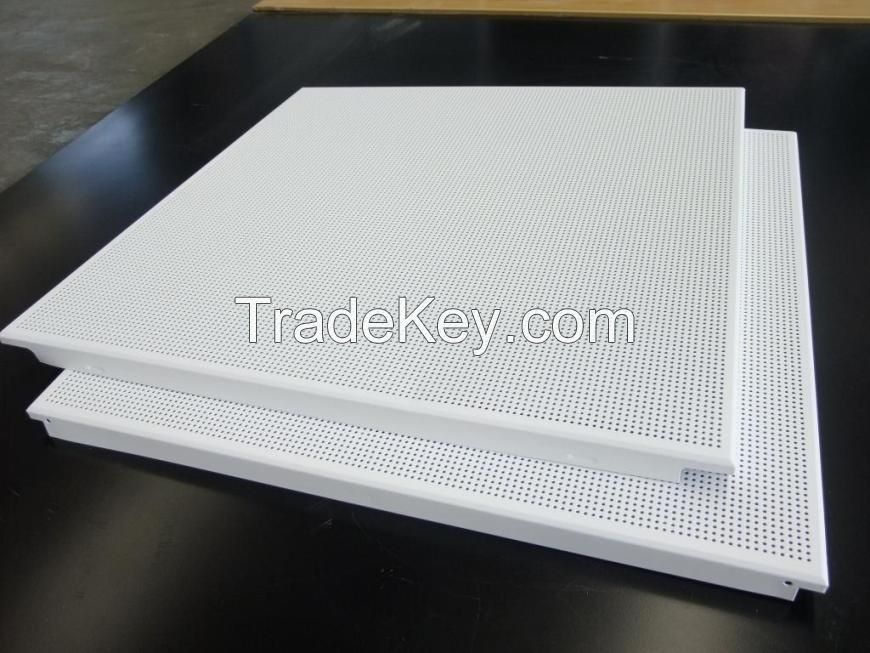 Metal False Ceiling- tiles