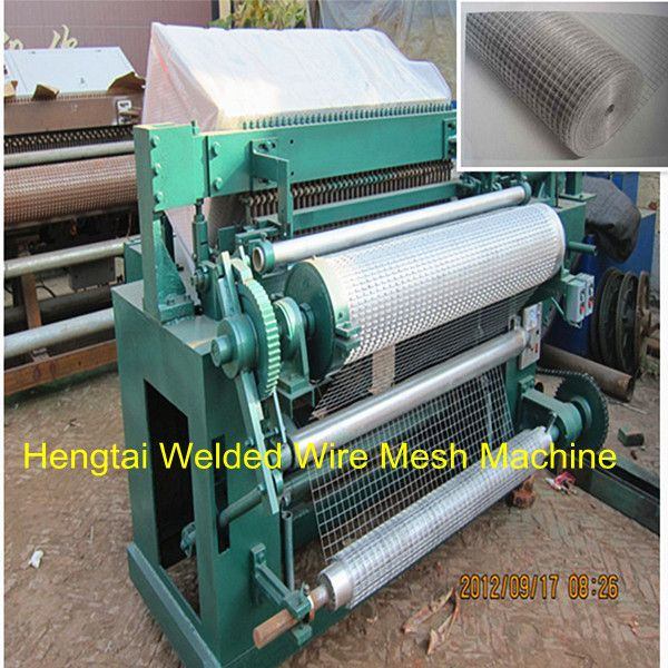 Light Full Automatic Wire Mesh Welding Machine