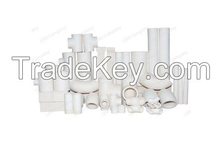 refractory ceramic tubes for engine casting