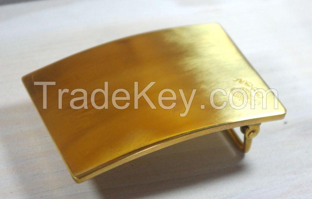 Brass-Copper Belt Buckle