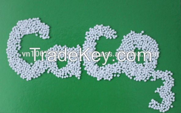 PE CaCO3 filler masterbatch for shopping bags