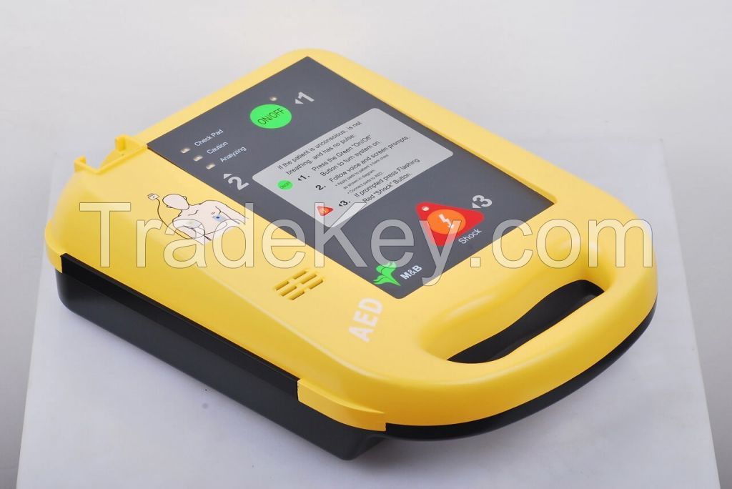 Automatic External Defibrillator AED7000 with CE, ISO