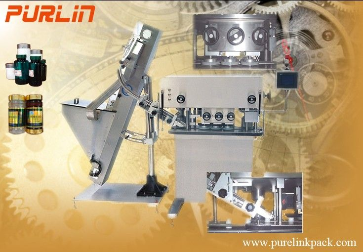 Straigt-line Capping Machine PLD-15