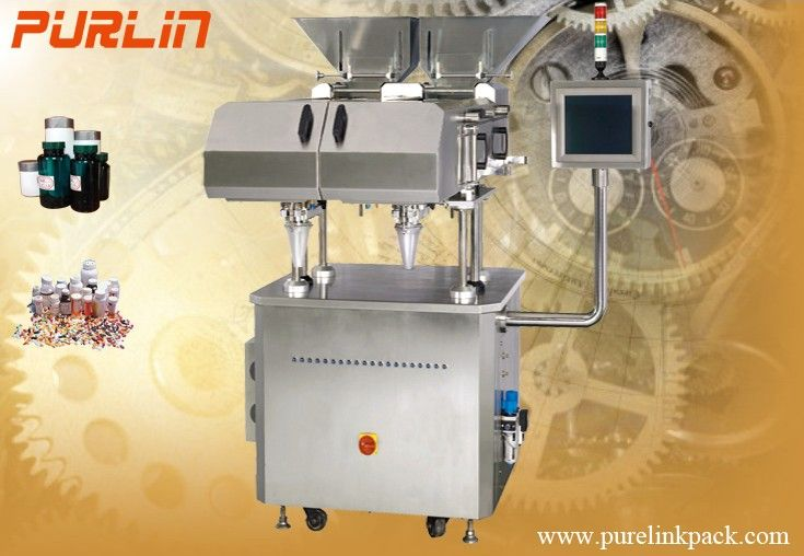 Automatic capsule/tablet counting machine PLB-16