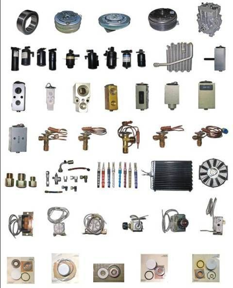 AC Spare Parts with high quality and FREE Delivery
