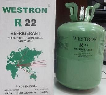 R22a Westron Refrigerant Gas (Made In India)