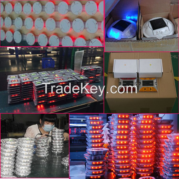 2015 Hot sale solar road stud /road marker /Roadway Safety Products
