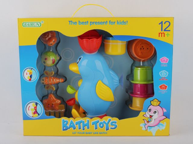WATER SET(Dolphin bath combination)