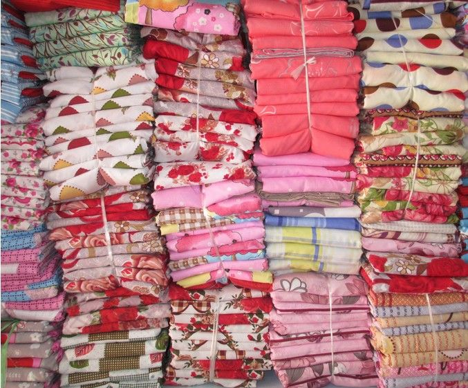 bedding sheets and bedskirt
