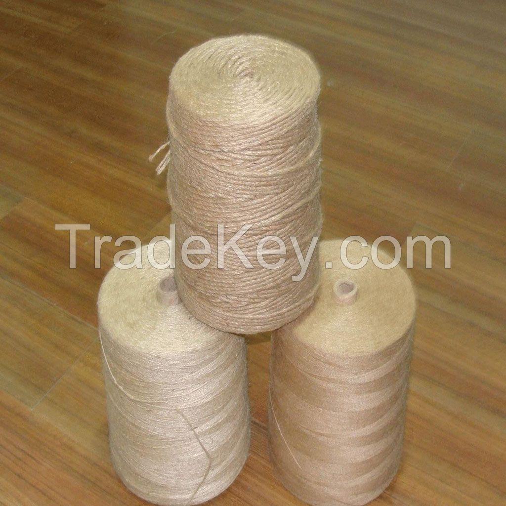 Jute yarn / Burlap yarn