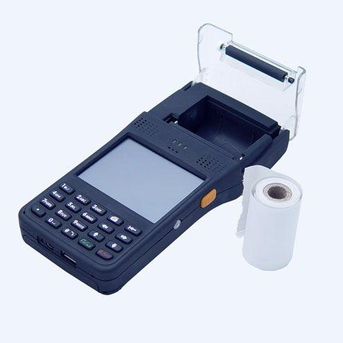 POS camera RFID WIFI thermal printer PDA portable handheld barcode scanner terminal with gprs  bluetooth