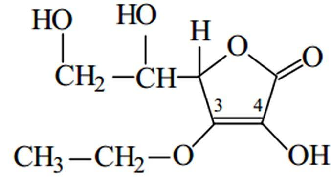 3-O-Ethyl Ascorbic Acid/ Ethyl Ascorbic Acid/ C8H12O6/ CAS NO. 86404-04-8/ Cosmetic Ingredient/ Cosmetic Raw Material/Manufacturer Direct Supply