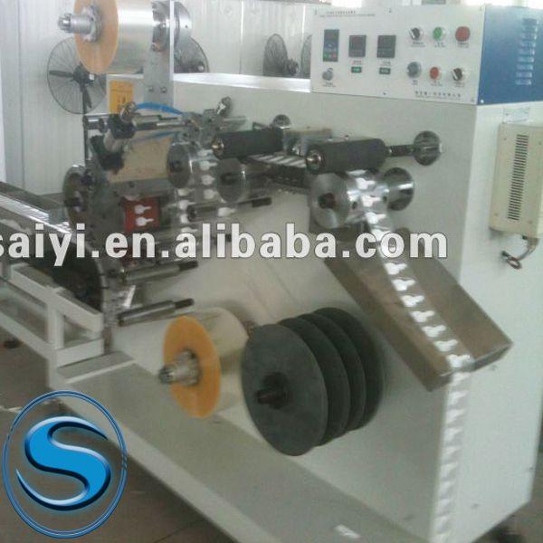 NANJING SAIYI TECHNOLOGY SY096 Automatic single spoon wrapping machine