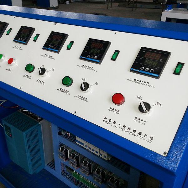 NANJING SAIYI TECHNOLOGY SJ50 series automatic drinking straw producing machine