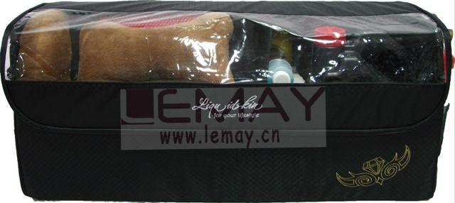 foldable car interior box