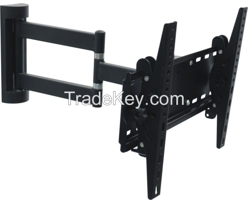 VESA Adjustable Arms Swivel LCD LED Plasma TV Wall Mount Bracket