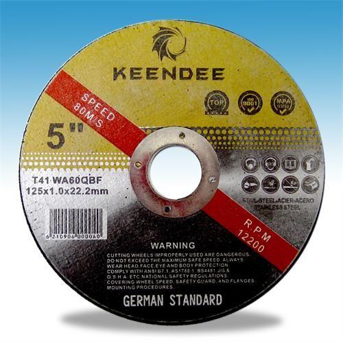 Keendee 100-125mm Super thin cutting discs