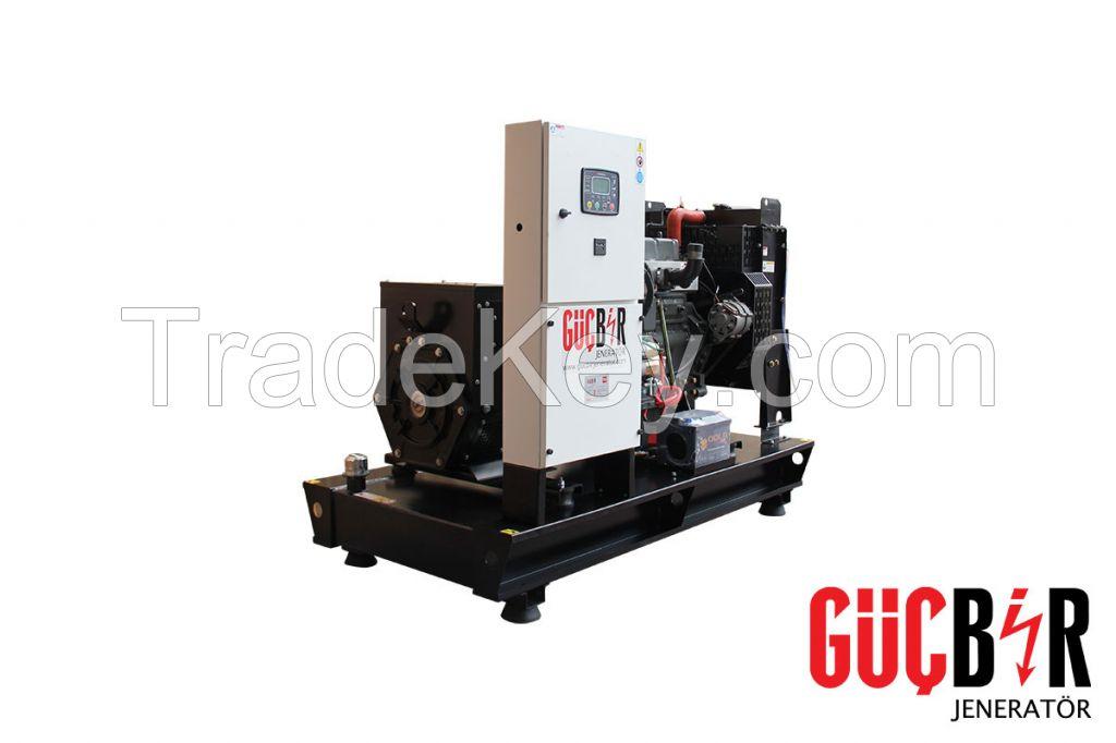 Gucbir Generators GJR55 - 55 kVA