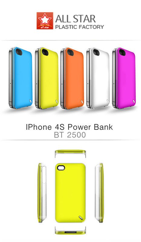 Charger case for iPhone