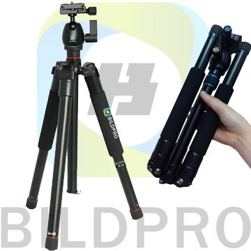180 degree foldable tripod