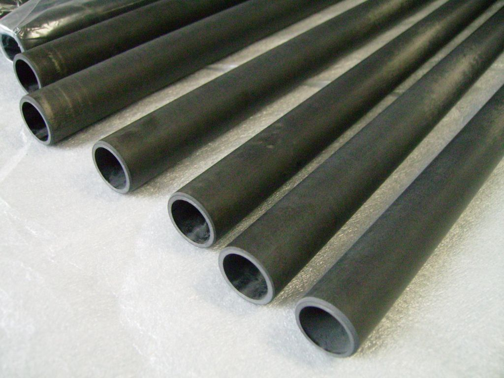 High modulus Filament Wound Carbon Fiber Tube for large size and heavy load application.