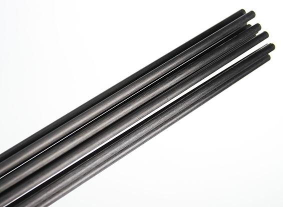 OD 1.6mm Carbon Fiber Reinforced Epoxy Rod