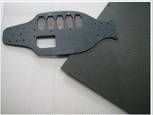 Carbon Fiber plates/Sheets (Glossy / matte)